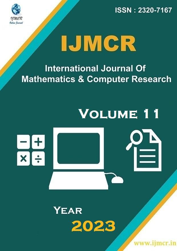 International Journal Of Mathematics And Computer Research